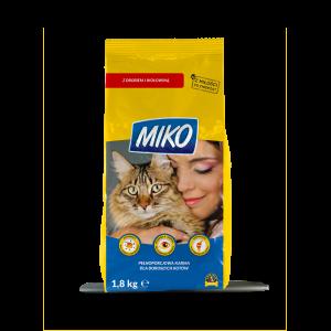 MIKO - karma sucha dla kotów