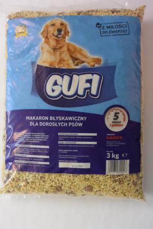 GUFI - Makaron bez gotowania